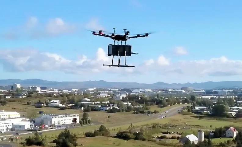 Autonomous Drone Delivery North Carolina